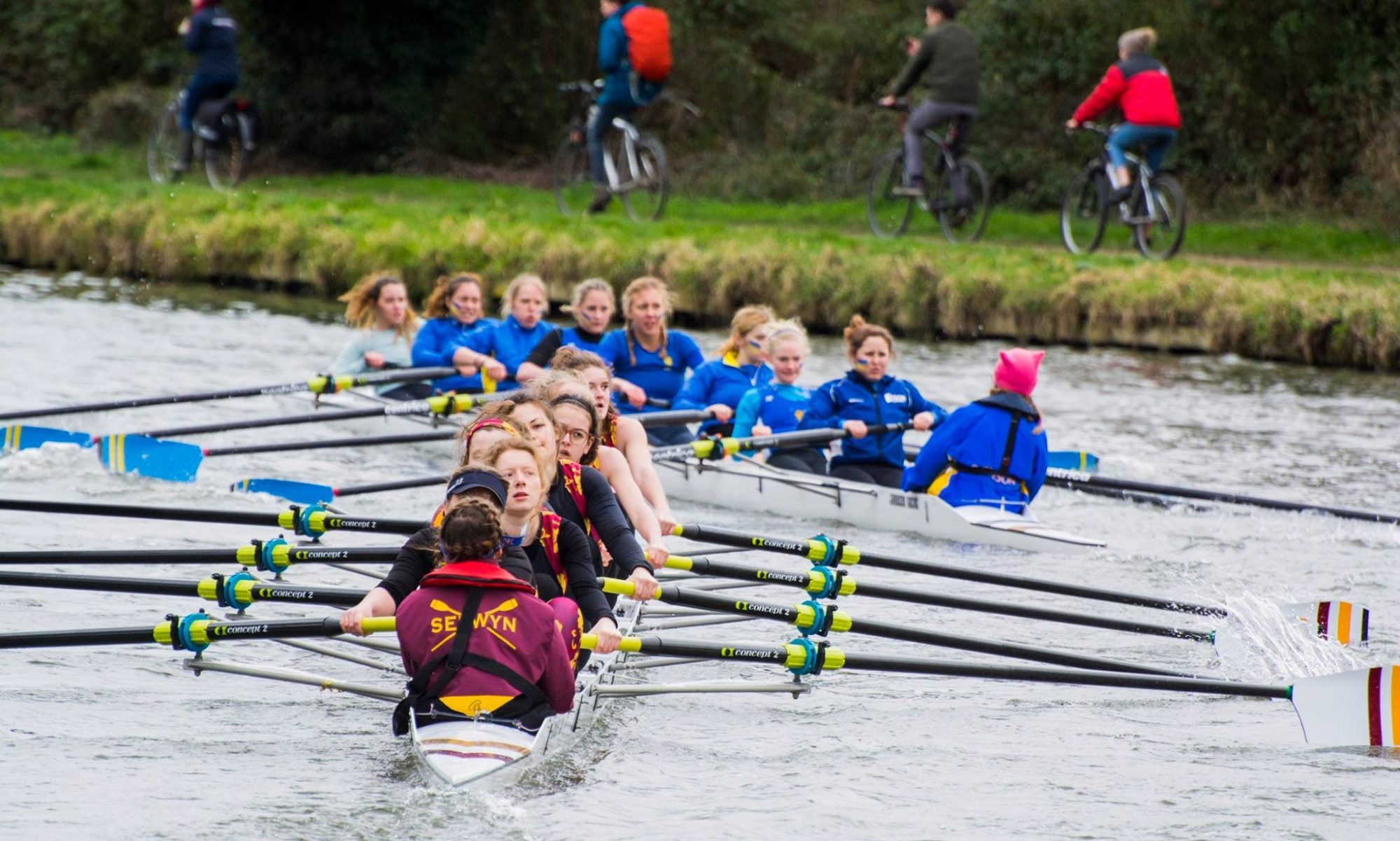 Selwyn College Boat Club